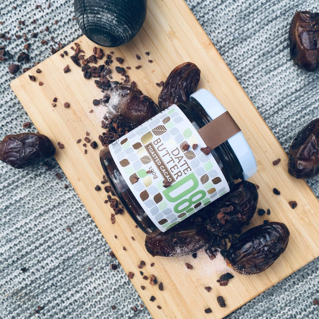 Date Butter Toasted Cacao